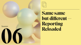 Smart Reporting Webinar Vorlage 6